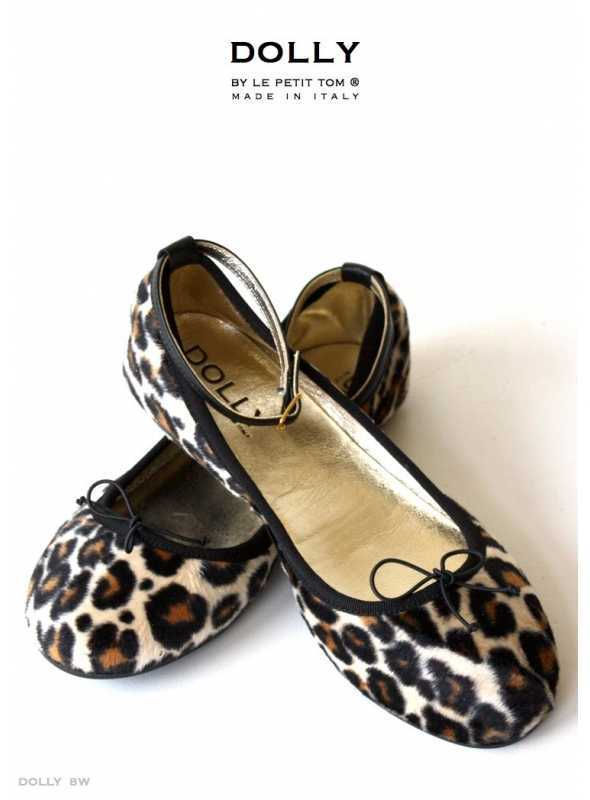 WOMEN BALLERINA'S 8W 'Cheetah'