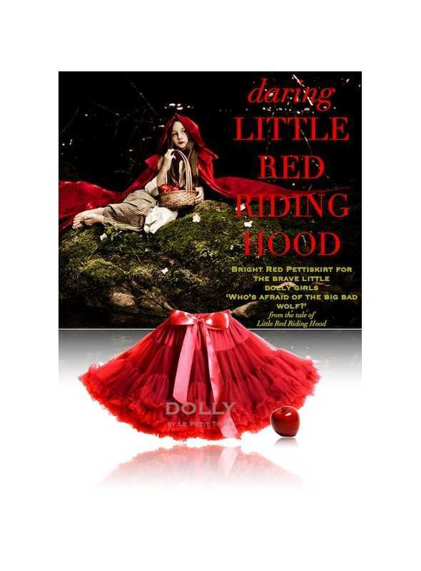 RIDING HOOD Petti skirt